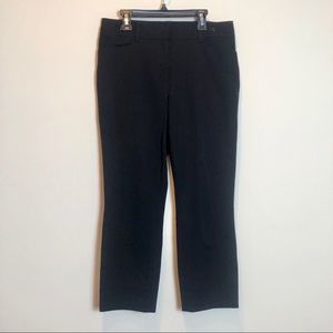 🌸JUST IN🌸WHBM Black Slim Crop Pants